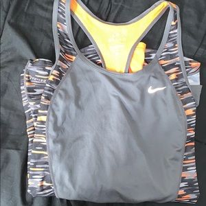 Nike Exercise Racerback Top